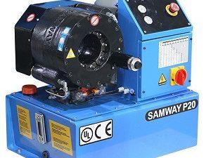 Обжимные станки для РВД SAMWAY P20